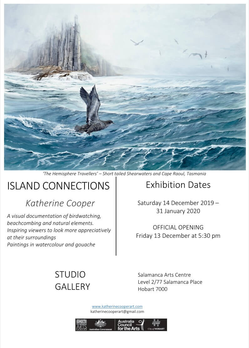 Island Connections exhibition